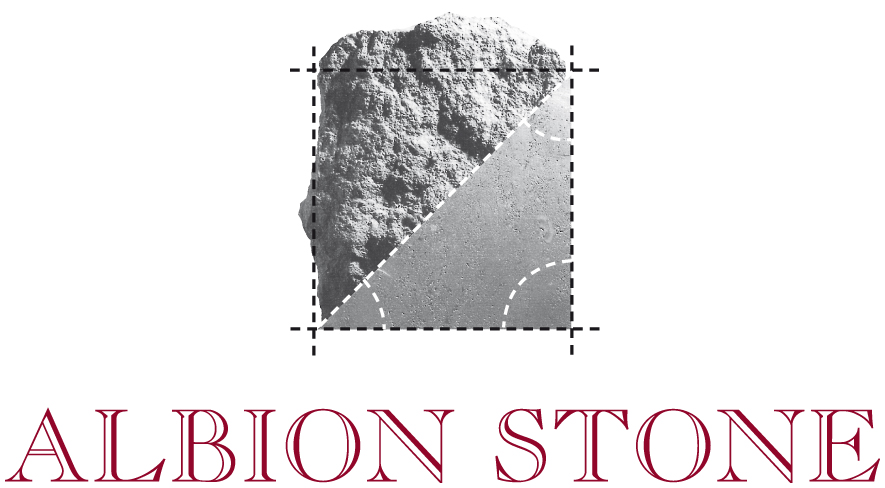 Albion Stone. The Worlds Leading Supplier of Natural Portland Stone. They supply at all stages of the production process - block, slab, tiles for Ashlar, cladding , flooring and paving.