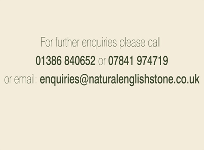 Natural English Stone Contact Details