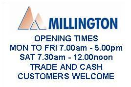 JS Mmillington Brick and Builders Merchant. Based in Leics