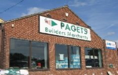 Pagets Builders Merchant. Based Sheffield