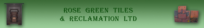 Rose Green Reclamation. Based in Bristol