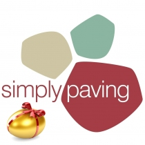 Stone and concrete paving  by SimplyPaving